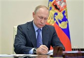 پوتین خواستار برگزاری نشست مجازی اعضای دائم شورای امنیت با حضور ایران و آلمان شد