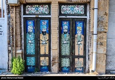 درب های قدیمی ، یادگاری از گذشته