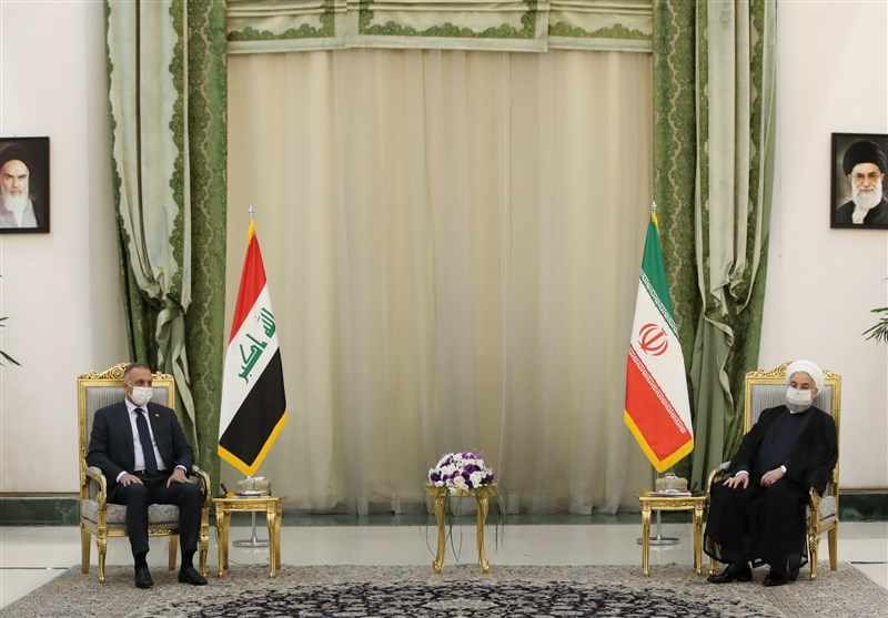 روحانی: نرحب بدور العراق المتمیز فی الظروف الحساسة التی تعیشها المنطقة