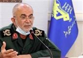 فرمانده سپاه بوشهر: مبانی فکری انقلاب اسلامی با تفکر بسیجیان گره خورده است