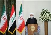 Rouhani: Iran, Iraq Determined to Meet $20 Billion Trade Target