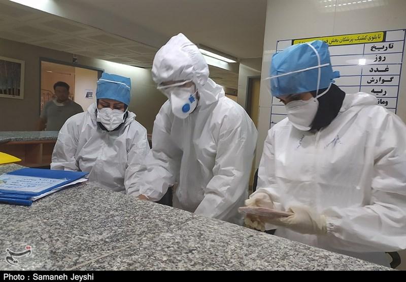 حضور داوطلبانه دانشجویان پرستاری در قالب طرح 100 ساعته در دوران کرونا