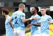 لیگ برتر انگلیس  منچسترسیتی آخرین بازی خارج از خانهاش را پر گل برد