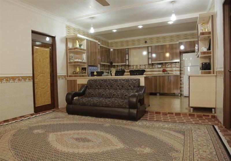 ساخت مسکن برای خانوارهای دارای 2 معلول توسط ستاد اجرایی فرمان امام