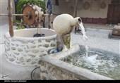 خانه بومیان کیش نشان استاندارد گردشگری حلال گرفت
