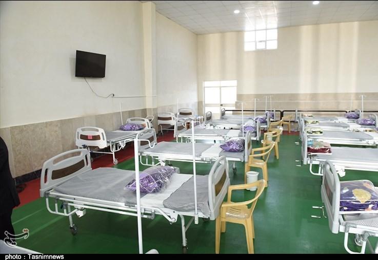 نقاهتگاه 100 تختخوابی ویژه بیماران کرونایی درایلام افتتاح شد