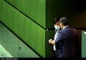 احمد دنیامالی نماینده مردم بندر انزلی در جلسه علنی مجلس شورای اسلامی