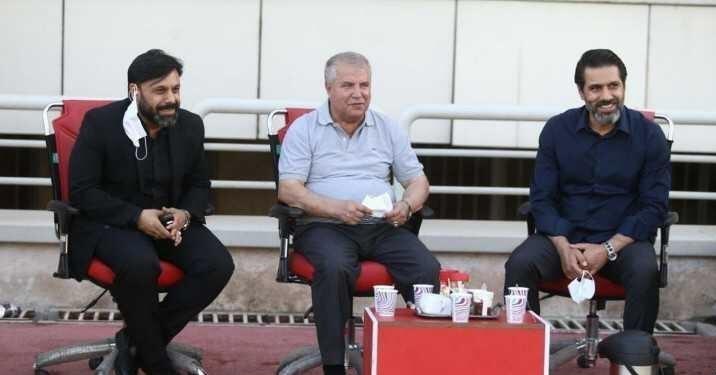 علی پروین , تیم فوتبال پرسپولیس ,