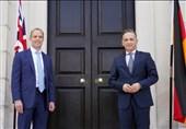 گفتگوی وزرای خارجه انگلیس و آلمان درباره ایران، هنگکنگ و خاورمیانه