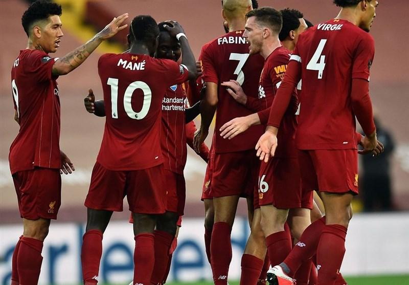 لیگ برتر انگلیس  لیورپول با پیروزی پرگل مقابل چلسی جشن قهرمانی را برگزار کرد/ پایان کار قهرمان بدون باخت در خانه