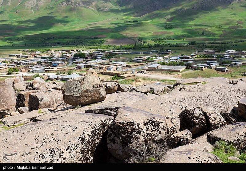 Khoranj : A Village in Northeast Iran - Tourism news
