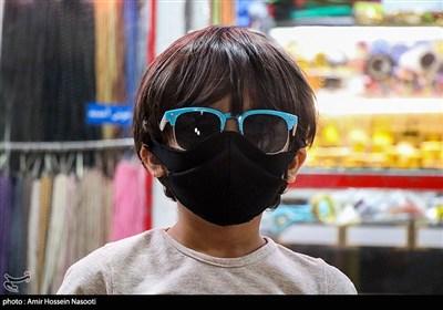 استفاده اجباری از ماسک در زنجان