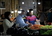 گزارش  کمبود ماسک در زنجان / قطب صنعت نساجی ایران پارچه برای تولید ماسک ندارد