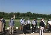 ایرانی سفیر سمیت 24 ممالک کے سفرا لائن آف کنٹرول کے دورے پر روانہ