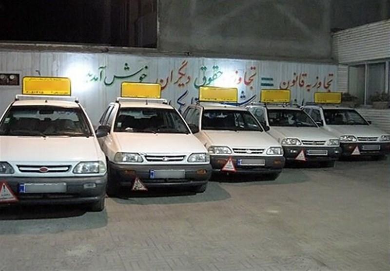 تعطیلی موقت مراکز تعویض پلاک و آموزش رانندگی در استان