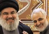 ماجرای پیام امام خامنهای که شهید سلیمانی برای سیدحسن نصرالله به لبنان برد
