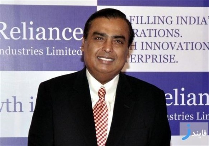 یک هندی با سرمایه 77 میلیارد دلار پنجمین فرد ثروتمند جهان شد