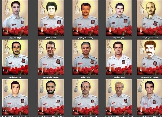 آتشنشانی , سازمان آتشنشانی تهران , آتشسوزی , شهدای آتش نشان , حادثه ساختمان پلاسکو ,