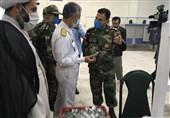 بازدید امیر سیاری از مرکز زرهی شهید زرهرن نزاجا/ پیگیری اقدامات ارتش در مقابله با شیوع کرونا