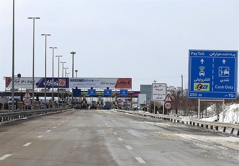 افزایش 1.6 درصدی تردد در جادههای کشور