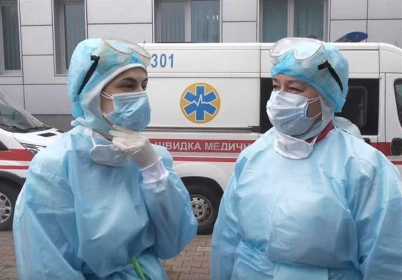 ثبت یک رکورد جدید از موارد ابتلا به کرونا در اوکراین