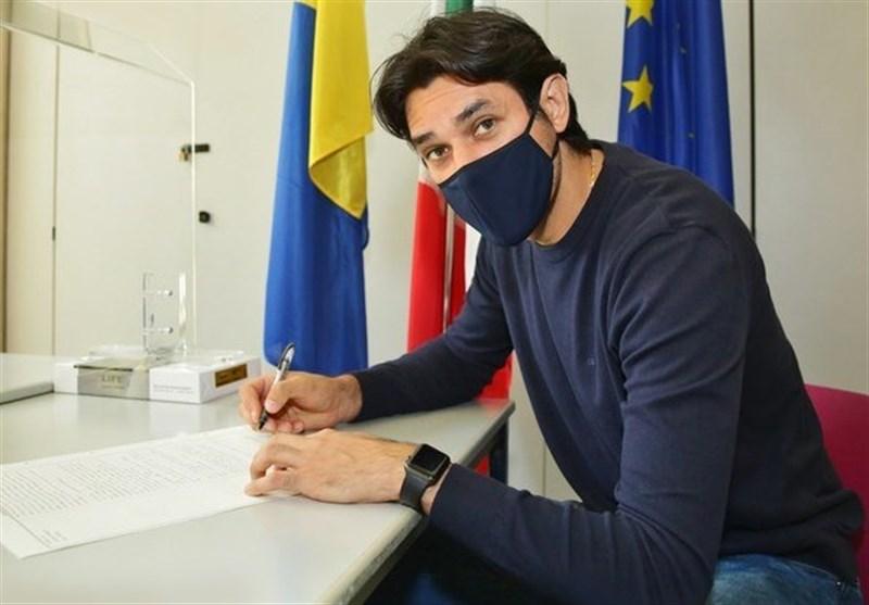 ستاره والیبال صربستان، تغییر ملیت داد