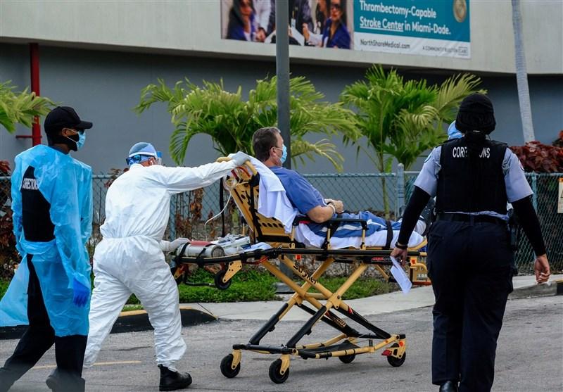 Coronavirus Deaths in US Top 250,000