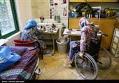 تولید ماسک توسط معلولان جسمی ــ حرکتی + فیلم