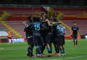سوپرلیگ ترکیه| پیروزی ترابزوناسپور در بازی خانگی/ نیمکتنشینی مجید حسینی