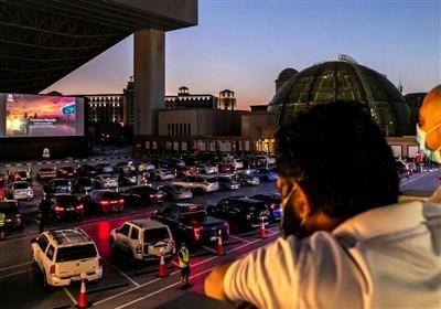 سینما ماشینهای آمریکا چقدر فروش دارند؟