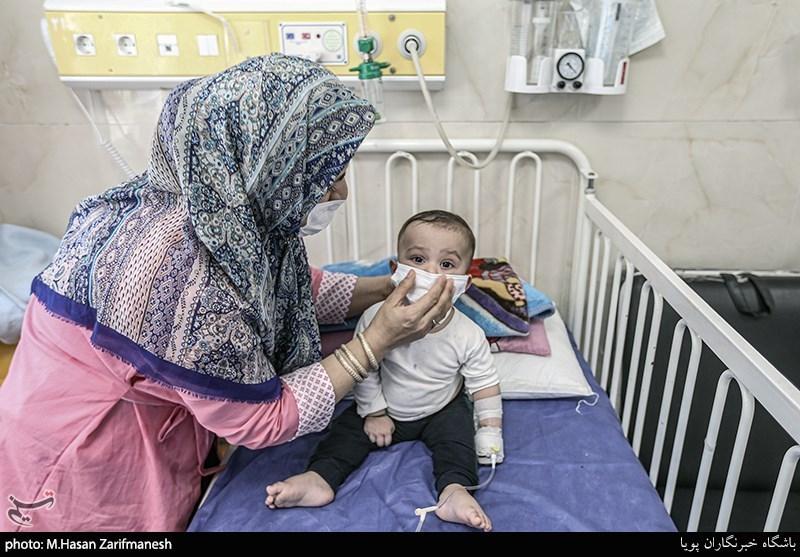 ویروس دلتا باعث افزایش بستری کودکان شده است