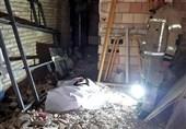 سقوط مرگبار 5 طبقهای کارگر به چاهک آسانسور + تصاویر