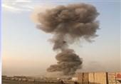 انفجار بمب در شرق بغداد