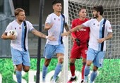 سری A| پیروزی خانگی رم مقابل فیورنتینا و برتری پرگل لاتزیو با هتتریک ایموبیله 