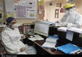 حال و هوای خاص روزهای کرونایی بیمارستان کیش+ تصاویر