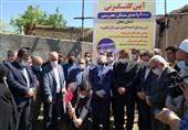 نوبخت 2000 واحد مسکن محرومان استان زنجان را کلنگزنی کرد