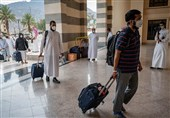 First Group of Hajj Pilgrims Arrive in Mecca (+Video)