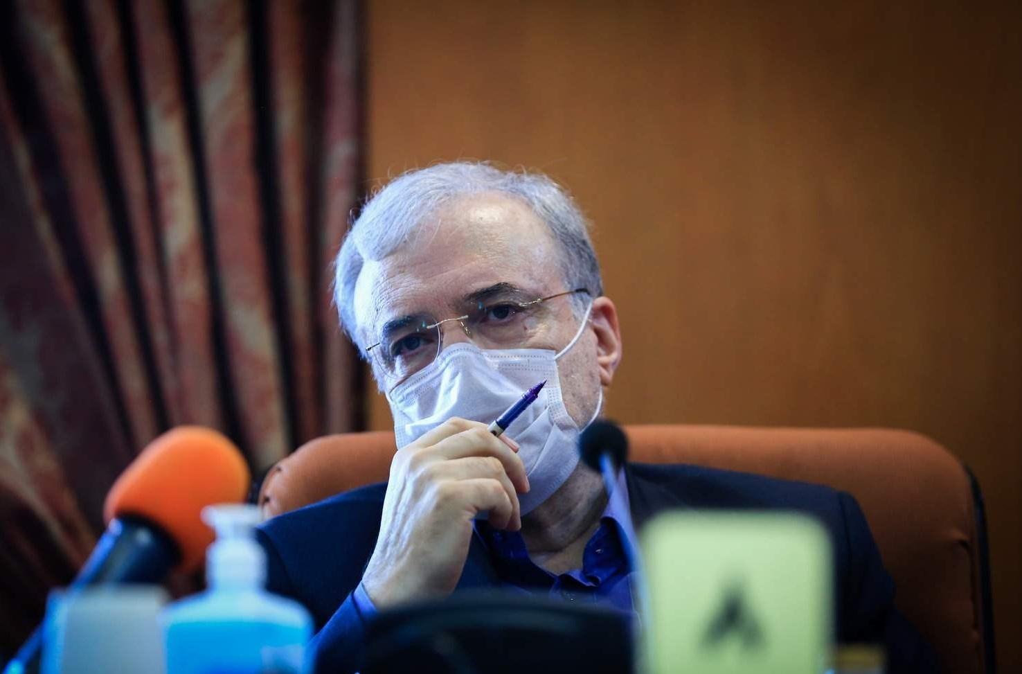 وزیر بهداشت: تکلیف کسانی که در مسئله عزاداری محرم از رهبری جلوتر میروند روشن است