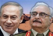 دخالت بیسر و صدای اسرائیل در لیبی؛ ابعاد پیدا و پنهان روابط «حفتر» و تلآویو