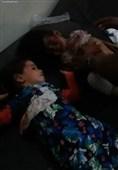کشته شدن 4 کودک یمنی بر اثر انفجار بمب خوشه ای در مأرب