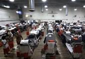 مرگ 100 نفر در زندانهای آمریکا بر اثر ویروس کرونا