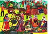 دیپلم افتخار مسابقه نقاشی اسپانیا به 2 عضو کانون پرورش فکری رسید
