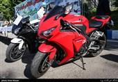 """توقیف 12 موتورسیکلت سنگین در آزادراه """"تهران ـ شمال"""""""