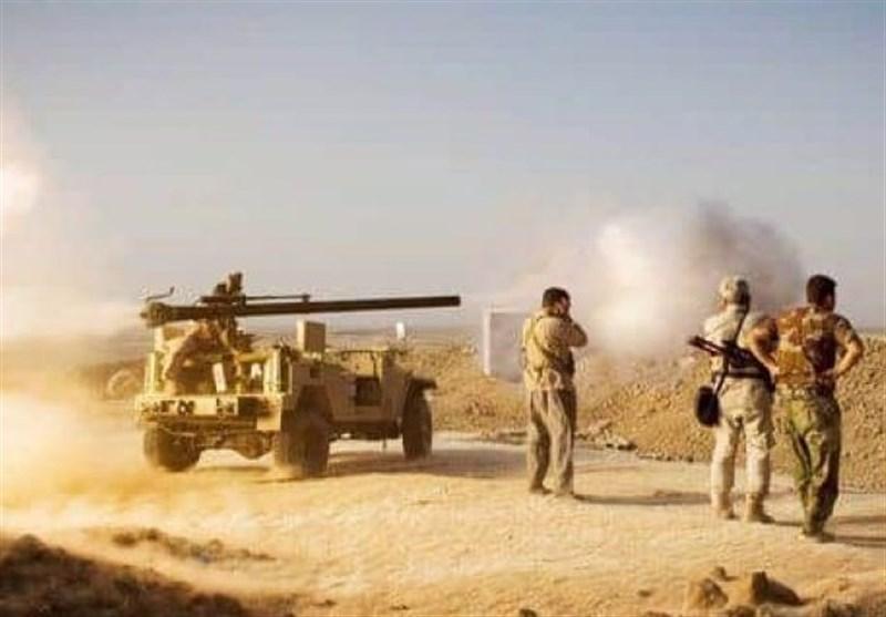 عراق|حشد شعبی مانع نفوذ داعشیها از سمت سوریه شد