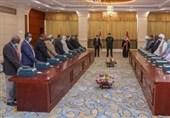 سودان|سوگند استانداران غیر نظامی در برابر برهان و حمدوک
