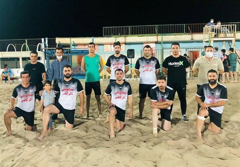 پرهوادارترین تیم فوتبال ساحلی ایران به دنبال بازگشت به لیگ برتر