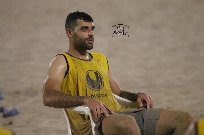 مهدی طارمی , فوتبال ساحلی ,