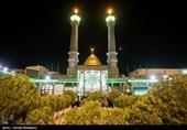 دربهای آستان مقدس حضرت عبدالعظیم (ع) در شب اربعین باز است