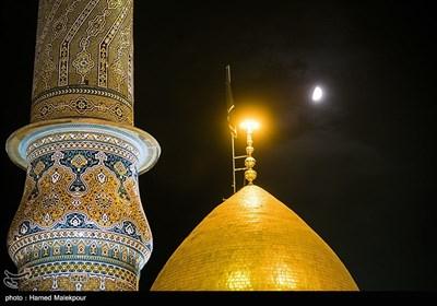 شبهای مسلمیه در حرم حضرت عبدالعظیم حسنی(ع)