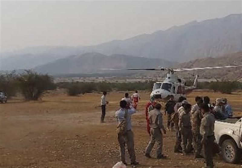 بوشهر| آتشسوزی مراتع کوهستانی دشتستان کنترل شده است